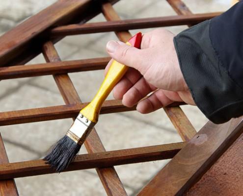 روش های حفاظت از چوب