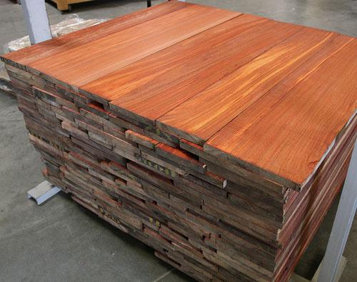 انواع الوار چوب