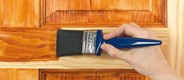 فیلم آموزش رنگ کاری چوب