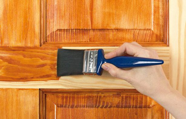 فیلم آموزش رنگ کاری چوب طبیعی و روکش با رنگ چوب ازمو | شرکت سرانوفیلم آموزش رنگ کاری چوب