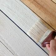 آموزش رنگ کاری چوب با رنگ چوب و روغن ازمو
