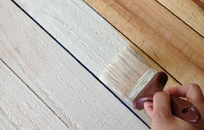 رنگ چوب و آموزش رنگ کاری چوب و روغن ازمو | شرکت سرانوآموزش رنگ کاری چوب با رنگ چوب و روغن ازمو